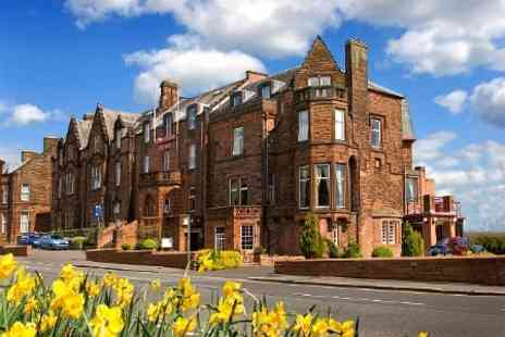 The Cairndale Hotel - In Dumfries Two Night Stay For Two With Breakfast and Spa Access - Save 47%
