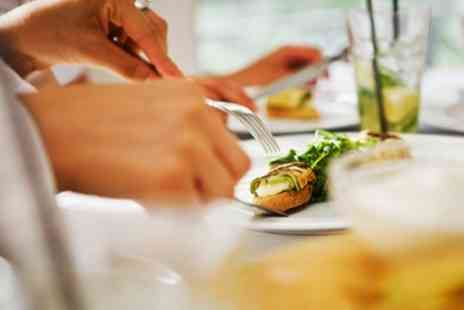 Brasserie at West Park - Mains include slow roasted pork belly and pan roasted seabream - Save 64%