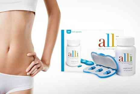 Golds Pharmacy - Box of 84 Alli Weight Management Tablets - Save 39%