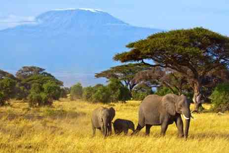 Classic Safaris - In Kenya Five Night Safari With Transfers Meals and Accommodation For Two - Save 21%
