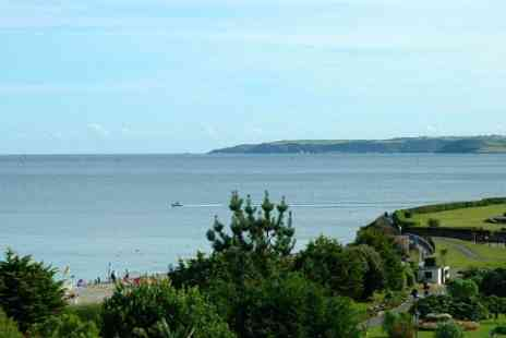 Falmouth Beach Hotel - In Cornwall One Nights For Two With Breakfast - Save 34%
