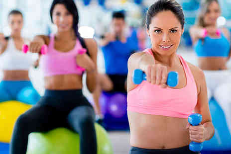 The Female Fitness Academy - One Month of Fitness Group Training - Save 84%
