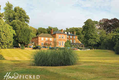 Brandshatch Place Spa - Four Star Georgian Splendour in The Garden of England - Save 59%