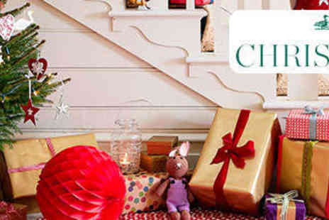 Country Living Christmas Fair - Ticket to the Country Living Christmas Fair Gala Evening - Save 17%