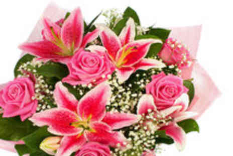 Serenata Flowers - Choice of Three Flower Bouquets - Save 52%