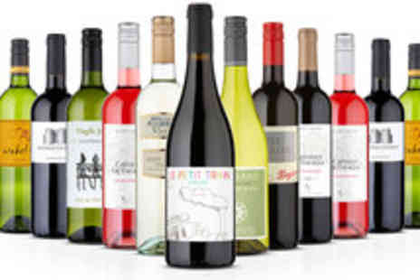 Naked Wines - A Mixed Case Featuring 12 Select Bottles of Wine from Naked Wines - Save 60%