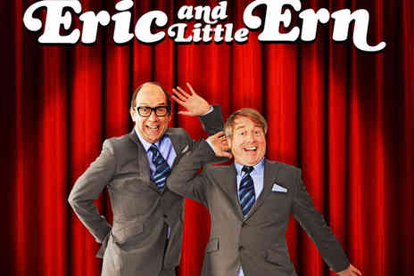 Vaudeville Theatre - Tickets to Eric and Little Ern in the West End - Save 50%