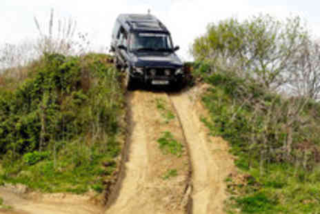 Berkshire 4x4 - Half Day 4x4 Driving Experience - Save 60%