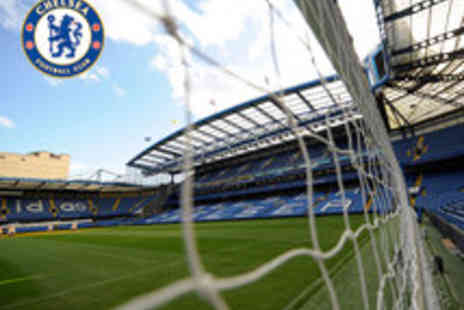 Chelsea Football Club - Tour of Chelsea FC for One Adult and One Child - Save 29%