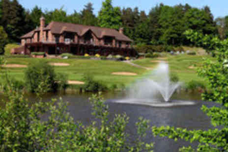 Westerham Golf Club - Golf Day Including 40 Range Balls Each for Two People - Save 79%