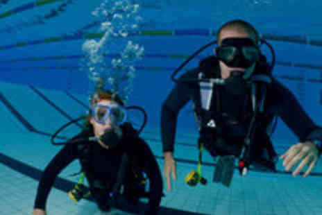 Scuba Pursuits - Scuba Diving Taster Session for One People - Save 80%