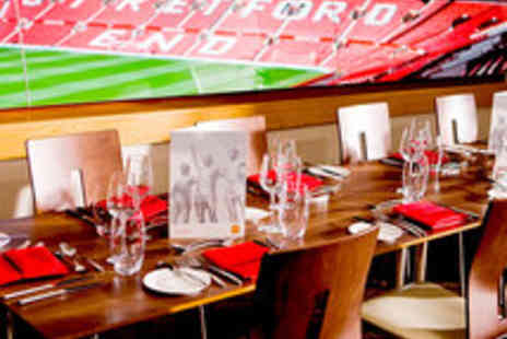 Circuit Hospitality - Manchester United v Norwich City Capital One Cup Hospitality Package - Save 57%