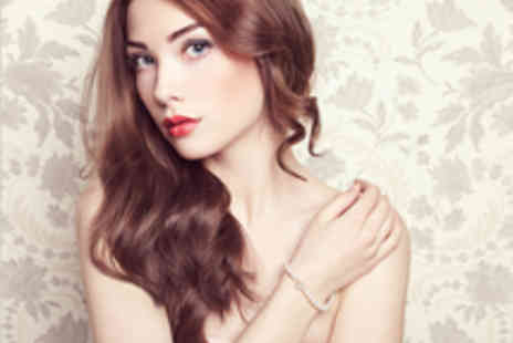Maria's Hair & Beauty Manchester - Haircut and Finish with a Choice of a Junior or Senior Stylist - Save 56%