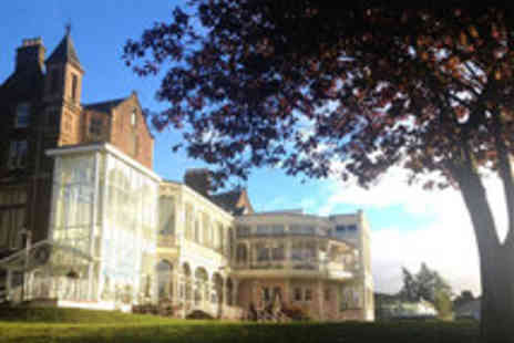 Crieff Hydro Hotel - One Night Couples Break in Perthshire Resort Including Activities - Save 54%