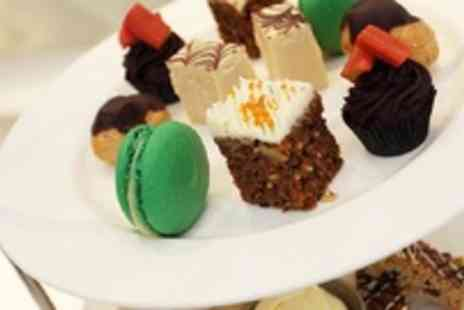 The Scotsman Hotel - Classic Afternoon Tea with a Bellini Cocktail for Two People - Save 37%