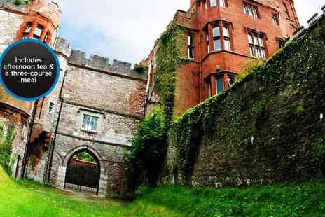 Ruthin Castle Hotel - One night stay in four star Ruthin Castle Hotel for two people including breakfast - Save 50%