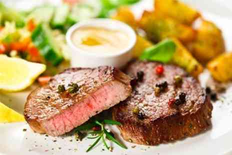 The Swan Inn - Steak For Two or Four With Drinks - Save 50%