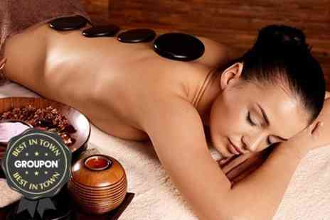 Time beauty - Warming Winter Massage Plus Spa Access - Save 50%