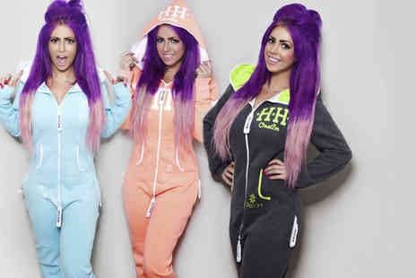 Spoiled Brat - Hooded Holly Hagan OneCM onesie - Save 53%