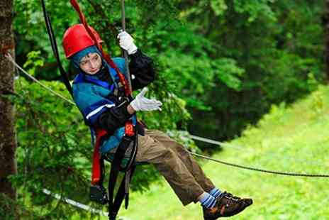 Surrey Outdoor Learning and Development - Half Term Family Activity Days Including Lunch - Save 57%