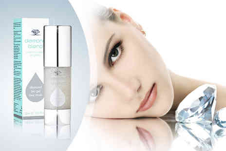 Diamond Blend - 30ml bottle of diamond bio gel face mask - Save 68%