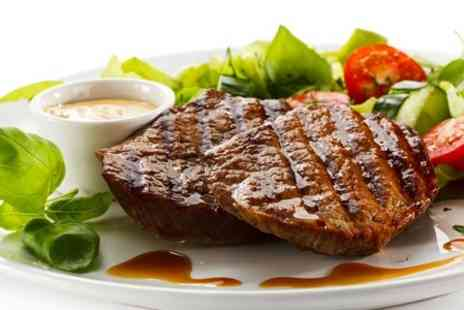 The Bistro at Edwinstowe - Steak With Sides For Two Plus Mussels Starter - Save 50%