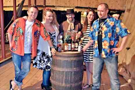 Rum Rebels - Tasting Session With Cocktail Making - Save 63%