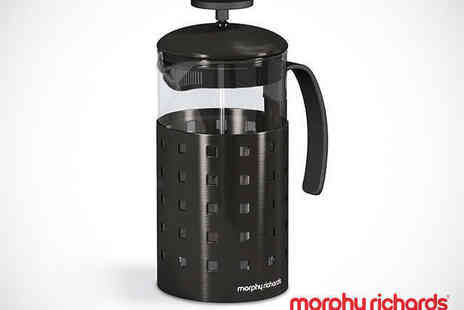 Buy Moby - Morphy Richards Eight Cup Cafetiere in Choice of Colour - Save 44%