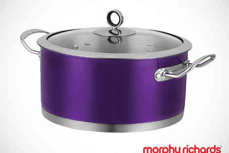 Buy Moby - Morphy Richards Casserole Dish in Choice of Colour - Save 29%