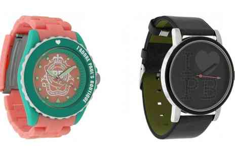 Jazzy Deals - Choice of Pauls Boutique Watch - Save 60%
