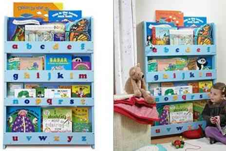 Tidy Books - Tidy Books Award Winning Childrens Bookcase makes books easily accessible to pick and choose - Save 25%
