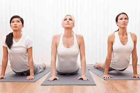 Fitness Fusions - Choice of Six Yoga Classes at Multiple Locations - Save 71%
