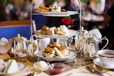 West Lodge Park - Afternoon Tea & Wine for Two - Save 45%