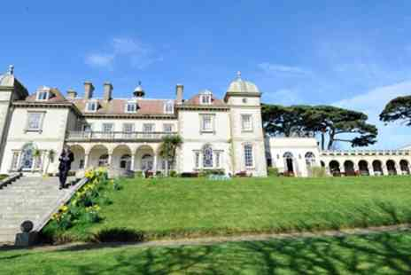 Fowey Hall - Conde Nast Cornwall Hotel Dining Break with Spa Access - Save 48%
