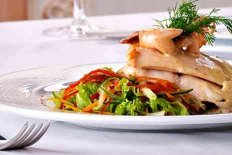 Cheikhos Restaurant - Italian Cuisine Two Courses For Two - Save 61%