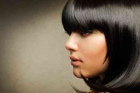 Gemini - Restyle and Half Head Highlights Plus Head Massage - Save 66%