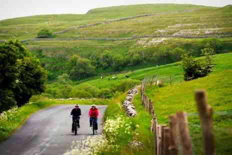 E bikehire - e Bike Tour for One in The Yorkshire Dales - Save 68%