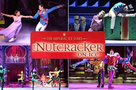 Target Live - The Nutcracker on Ice from The Imperial Ice Stars at the London Palladium - Save 43%