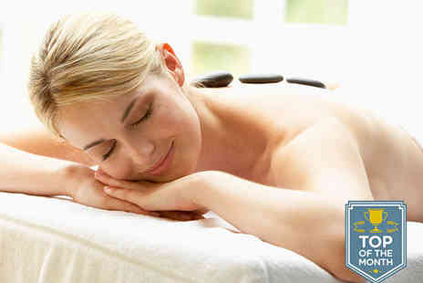 Essential Spa - Spa Package including Aroma Facial Eye Treatment Scalp Massage and Hot Stone Massage - Save 78%