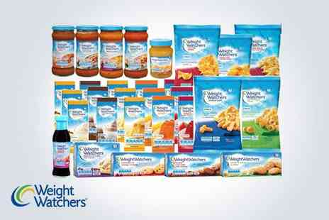 The Mood Food Company - 50 piece Weight Watchers bundle - Save 44%
