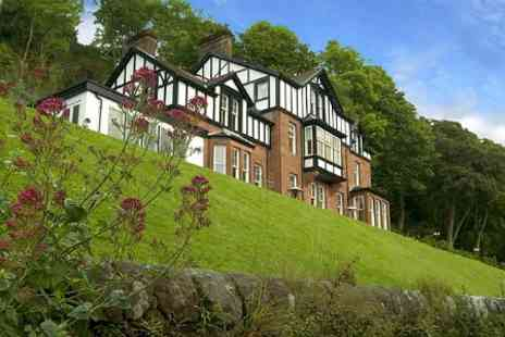 Chandlers Hotel - In Isle of Bute Stay For Two With Dinner and Bottle of Bubbly - Save 26%