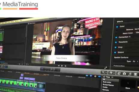 Play Media Training - Final Cut Pro Video Editing Course - Save 71%