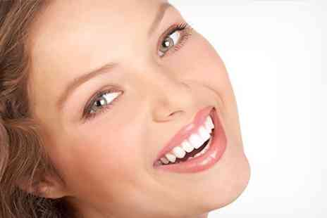 Pure White Smile - Teeth Whitening - Save 63%