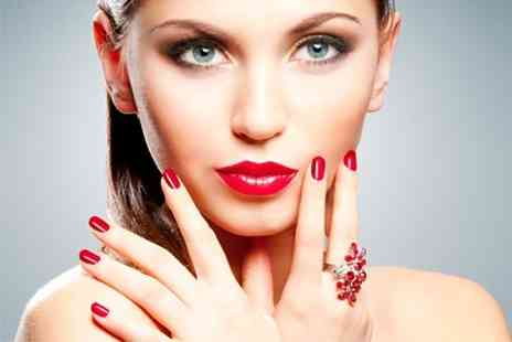 ReaSims Nails and Beauty - Shellac Nail Treatments - Save 68%
