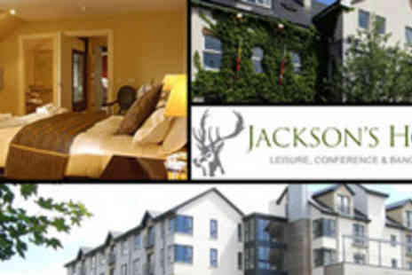 Jacksons Hotel - £126 for 2 Nights Bed and Breakfast for 2 - Save 57%