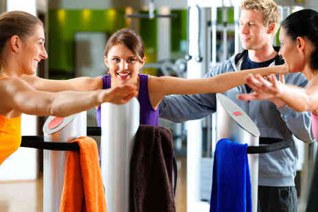 Bella Freya - Ten Power Plate Sessions - Save 58%