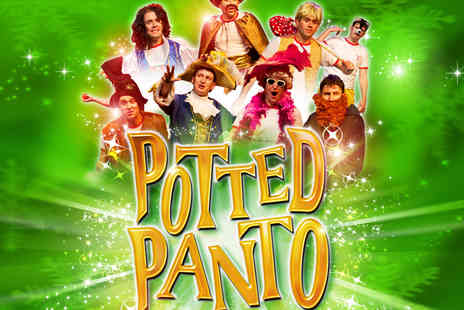 Vaudeville Theatre - Tickets to Potted Panto Starring Daniel Clarkson and Jefferson Turner - Save 43%