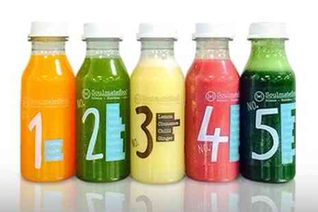 Soulmatefood - Drink every two hours according to order on bottles - Save 62%