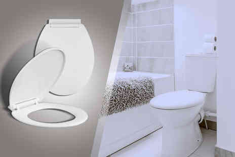 TheGiftShop UK - Soft slow close toilet seat - Save 70%