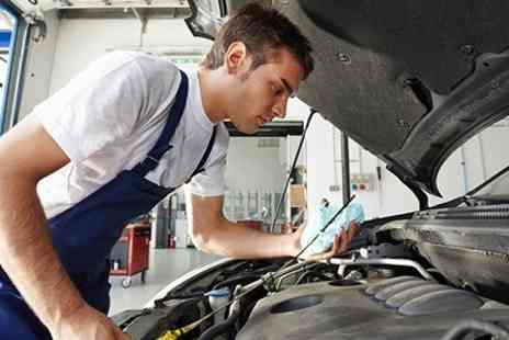 Adams Autos - Cars Service With Oil and Filter Change and Battery Test - Save 75%
